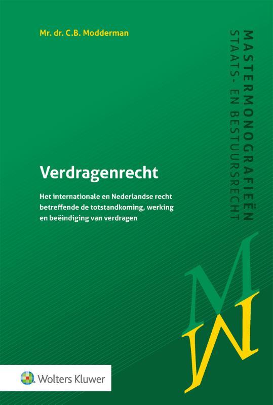 Mastermonografieën Staats- en Bestuursrecht