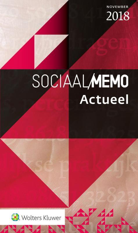 Sociaal Memo Actueel november 2018