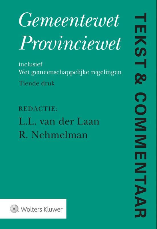 Gemeentewet Provinciewet