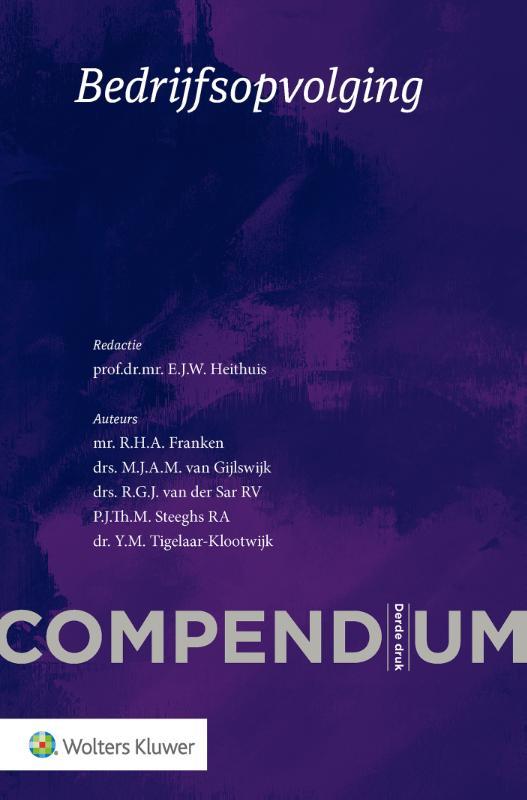 Compendium Bedrijfsopvolging
