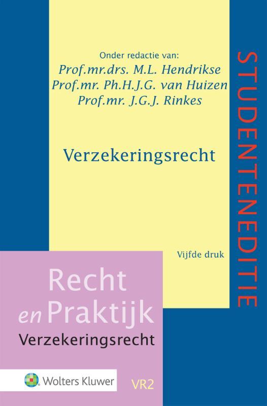 Verzekeringsrecht Studenteneditie