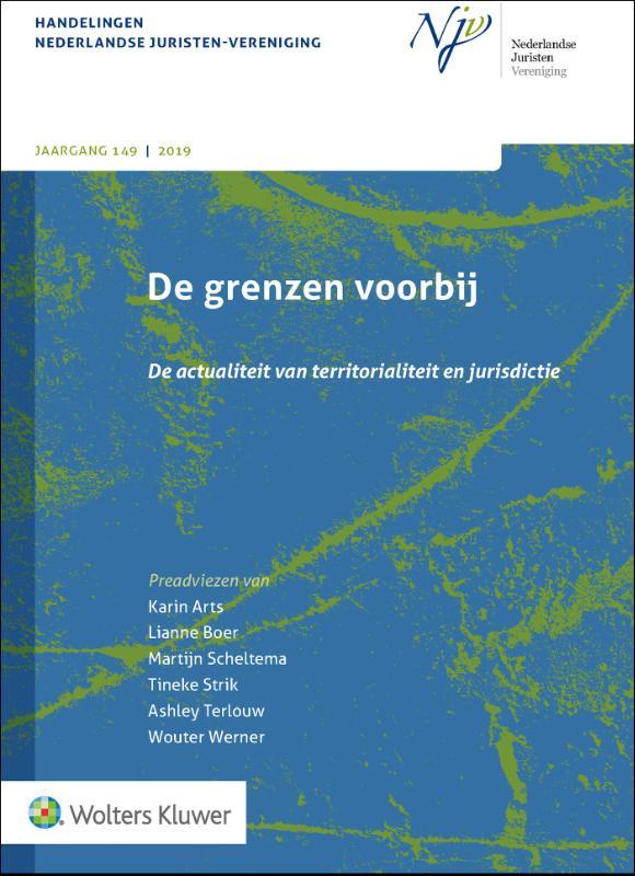 Handelingen Nederlandse Juristen-Vereniging