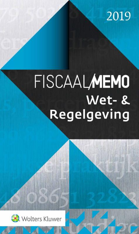 Fiscaal Memo Wet- & Regelgeving