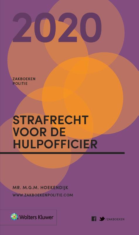Zakboek Strafrecht voor de Hulpofficier