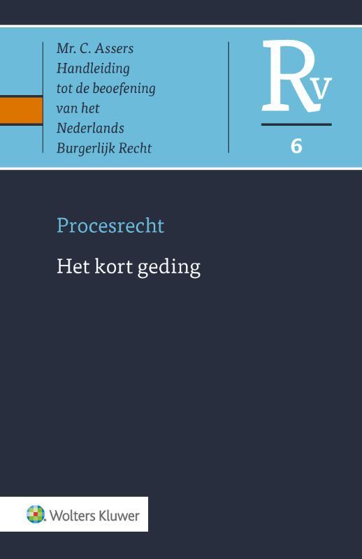 Asser Procesrecht - complete serie
