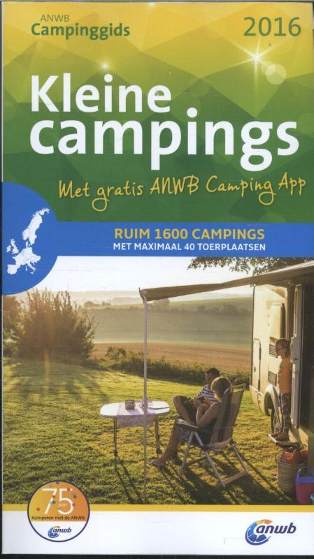 Kleine campings 2016