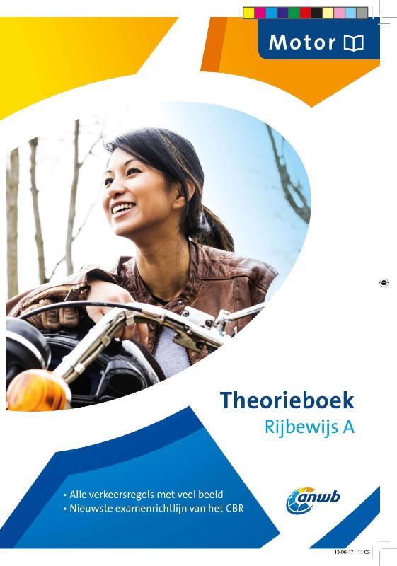 Theorieboek Rijbewijs A - Motor