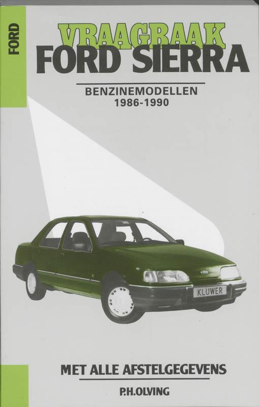 Ford Sierra benzine 1986-1990