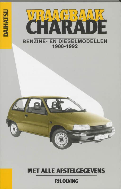 Daihatsu Charade benzine/diesel 1988-1992
