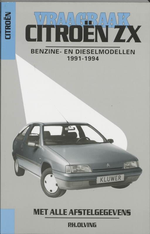 Citroën ZX benzine/diesel 1991-1994