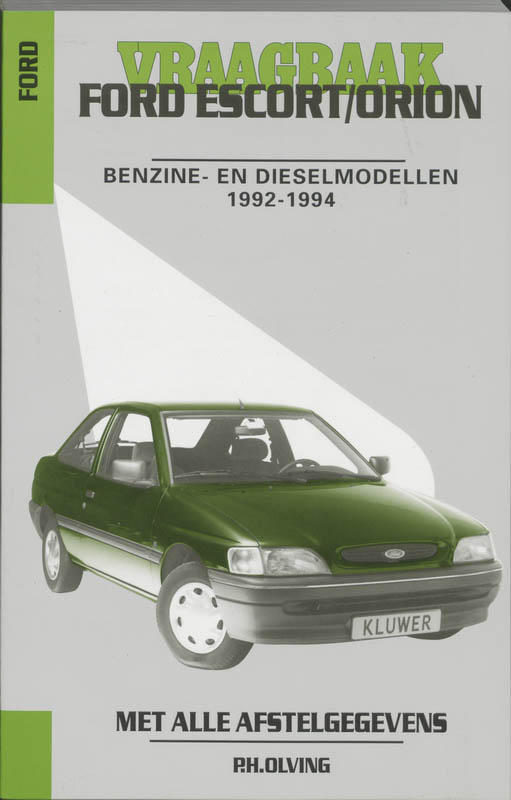 Ford Escort Orion benzine/diesel 1992-1994