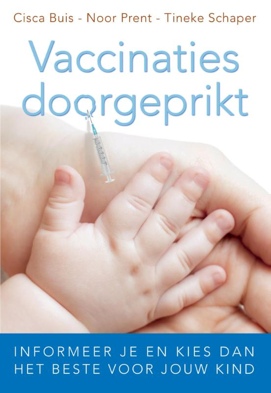 Vaccinaties doorgeprikt