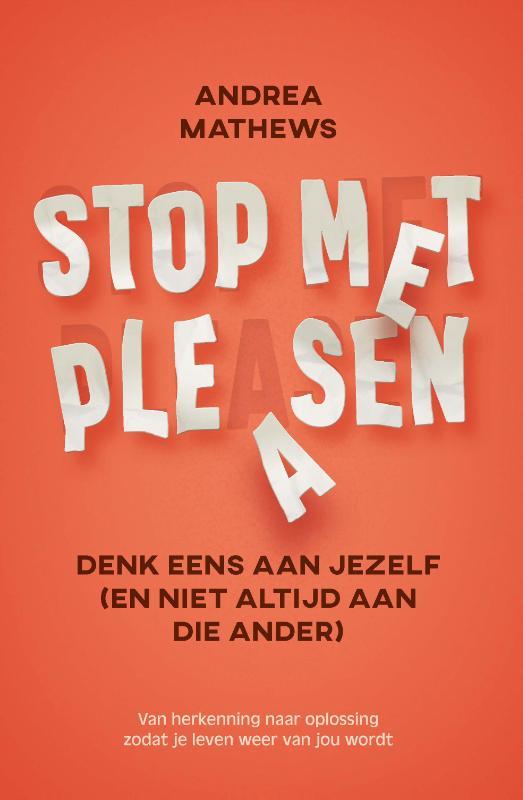 Stop met pleasen