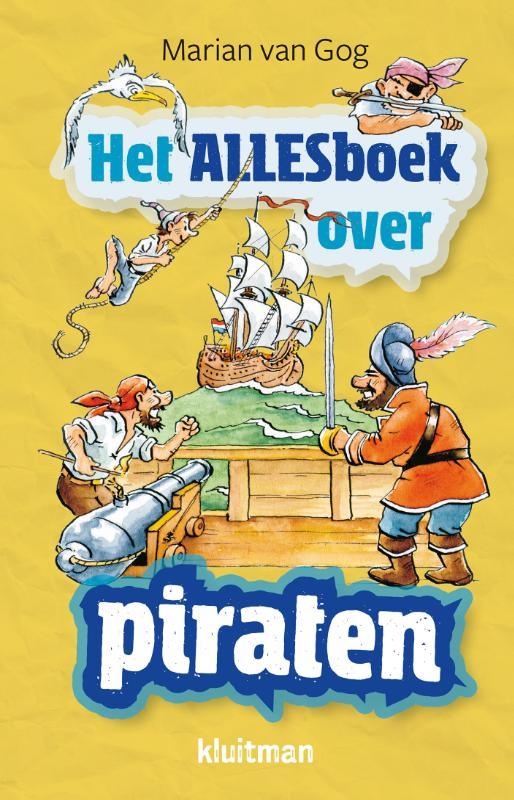 Het Alles boek over piraten