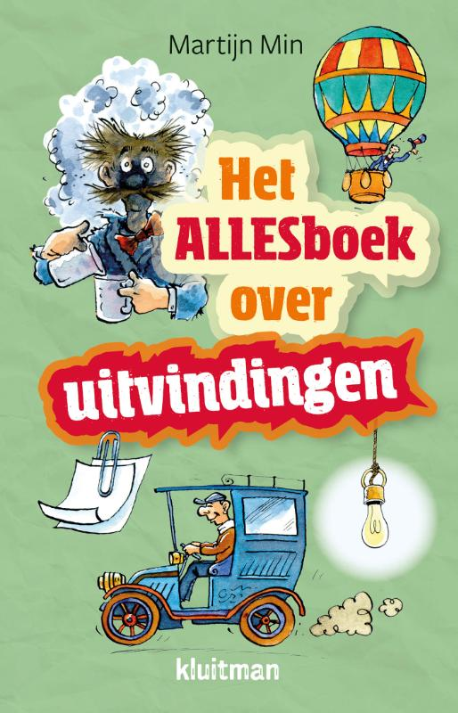 Het Allesboek over uitvindingen