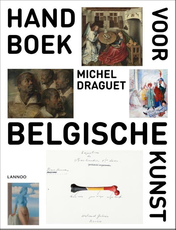 Handboek voor de Belgische kunst