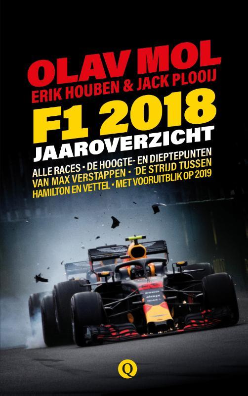 Het F1-jaar 2018