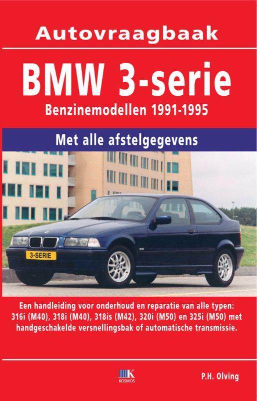 Autovraagbaken Autovraagbaak BMW 3-serie