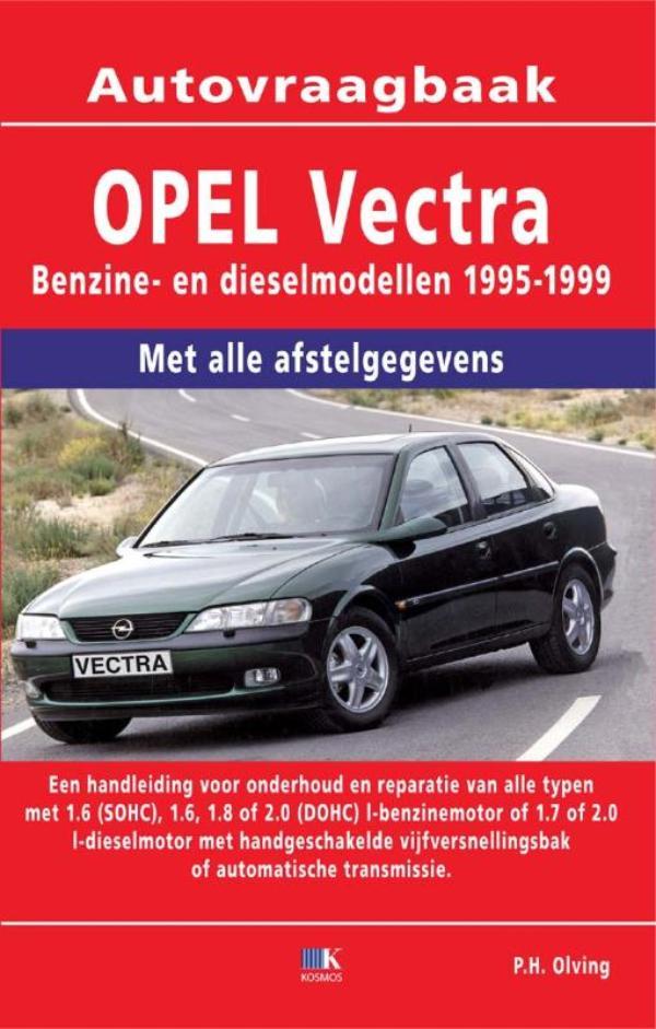 Autovraagbaken Autovraagbaak Opel Vectra