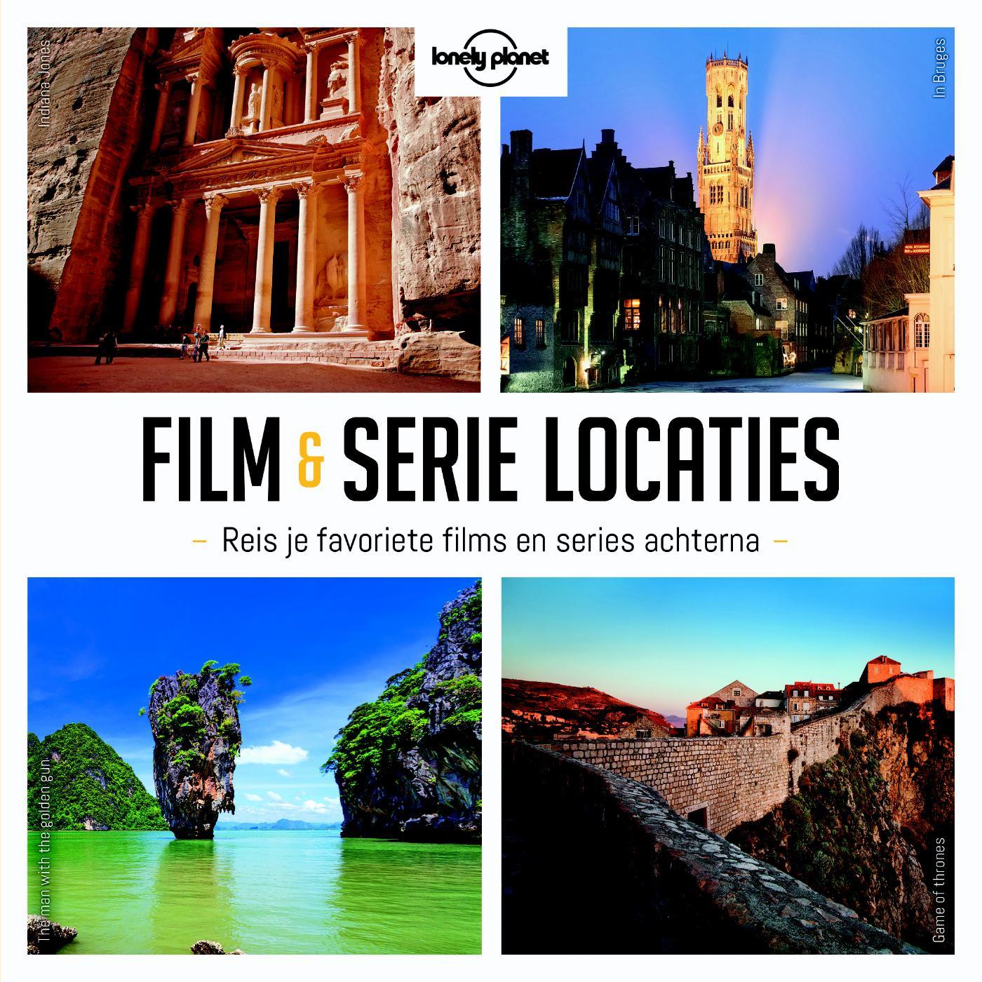 Lonely Planet Film - en serielocaties