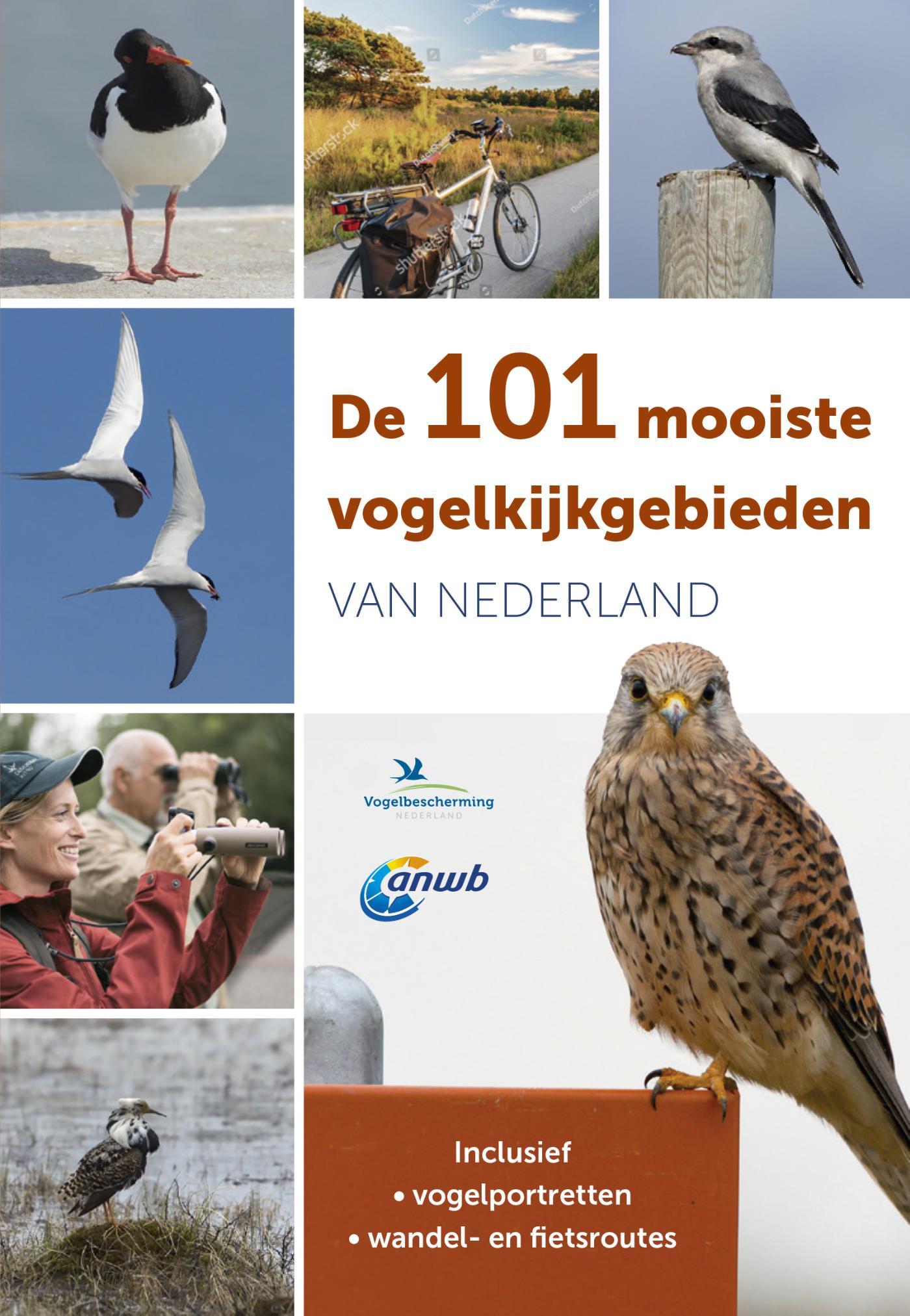 De 101 mooiste vogelkijkgebieden