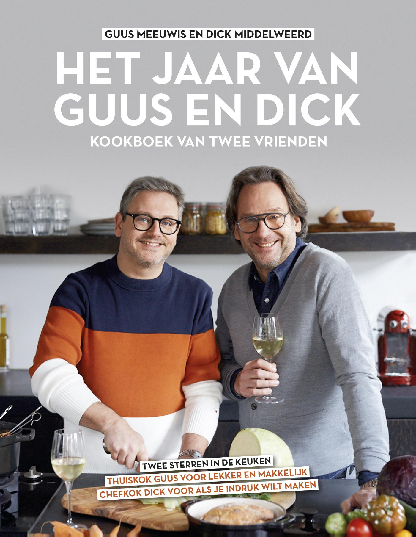 Het jaar van Guus en Dick