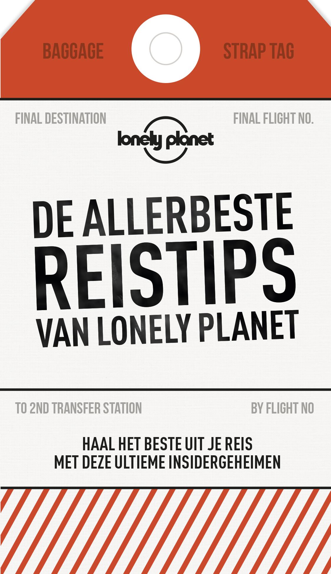 De allerbeste reistips van Lonely Planet
