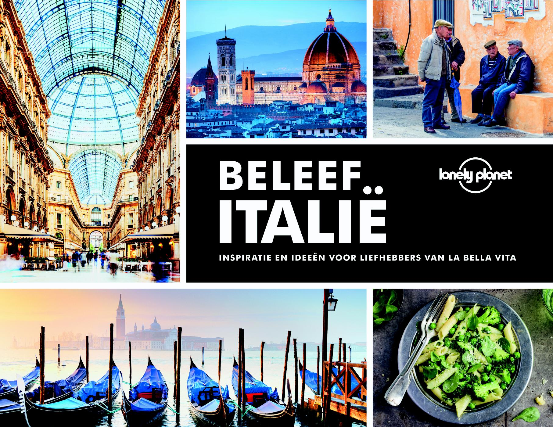 Lonely planet: Beleef Italië