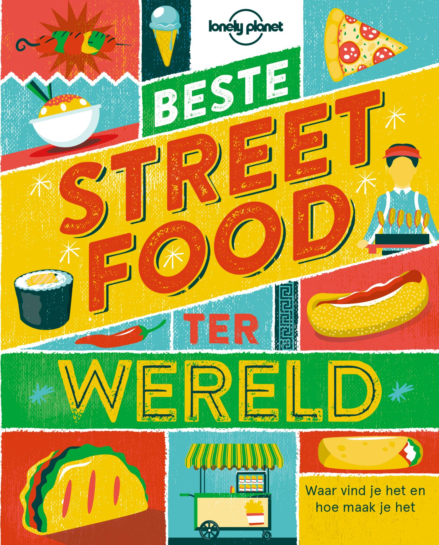 Lonely planet: Beste streetfood ter wereld