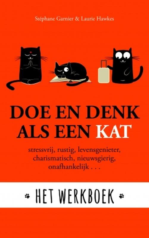 Doe en denk als een kat - Het werkboek