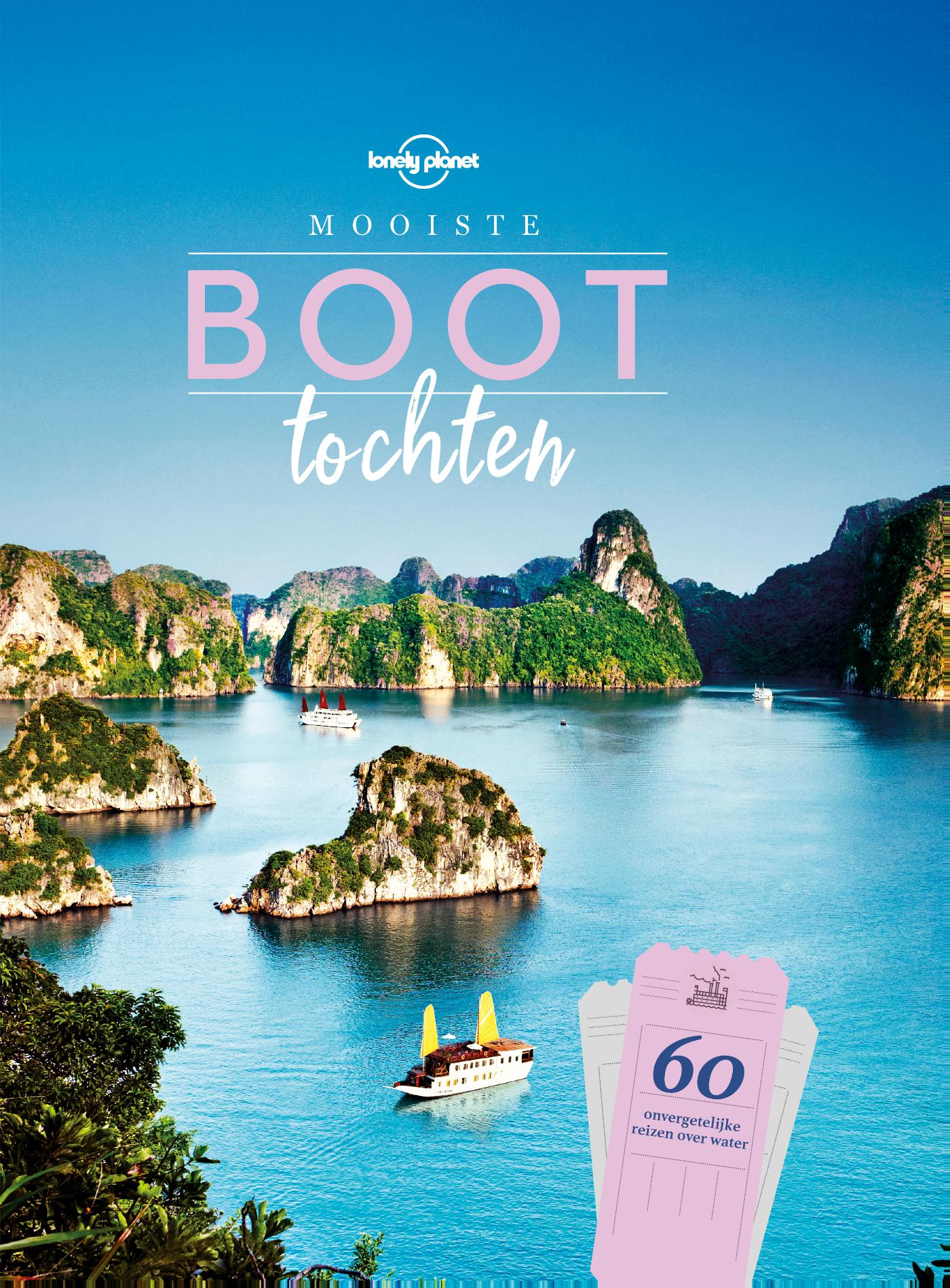 Lonely Planet: Mooiste boottochten