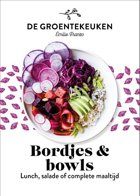 Bordjes & bowls - de groentekeuken
