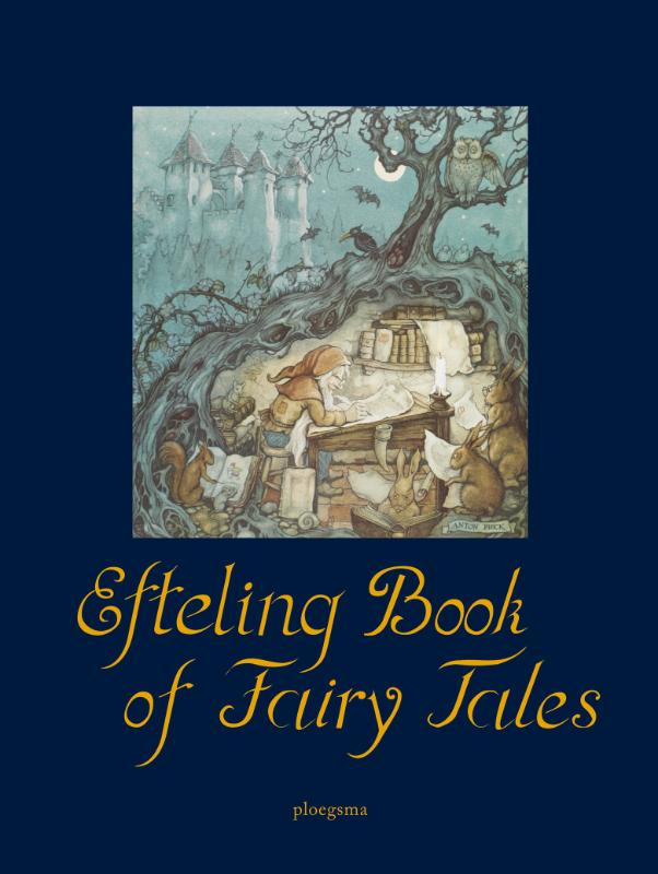 Sprookjesboek van de Efteling UK