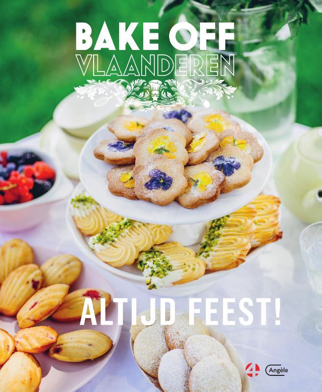 Bake Off Vlaanderen 3 - Altijd feest!
