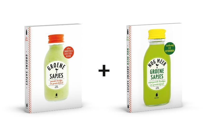 Groene sapjes + Nog meer groene sapjes
