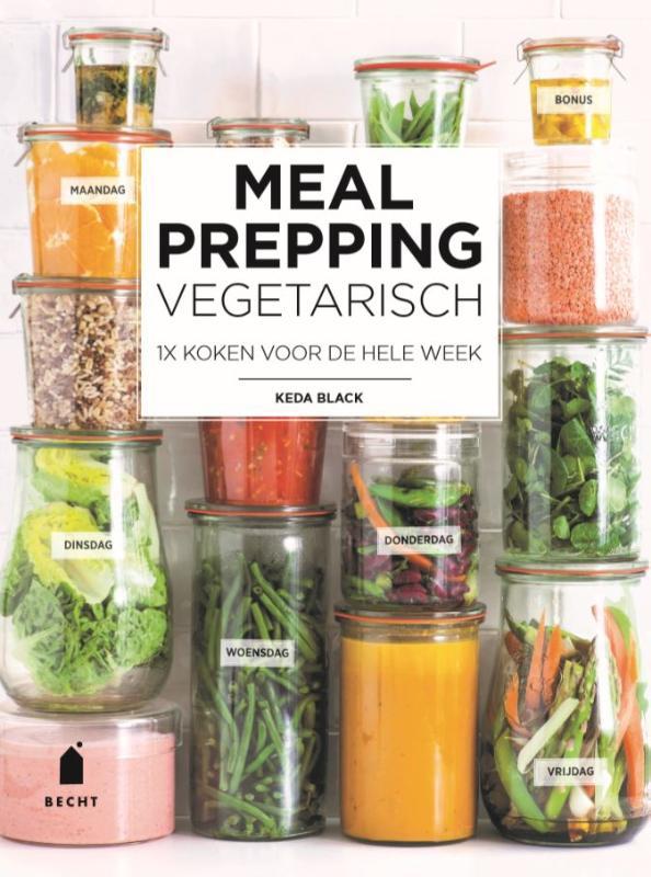 Meal prepping vegatarisch