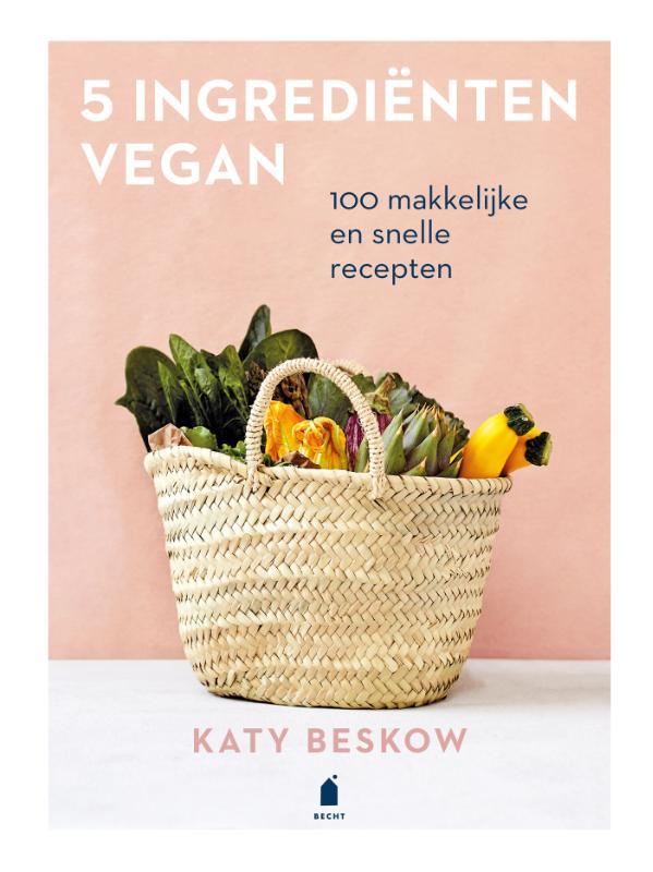 5 Ingrediënten vegan