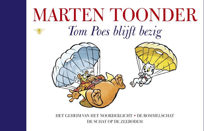 5 : Tom Poes blijft bezig