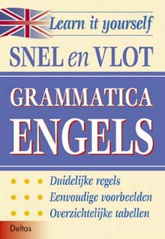 Learn it yourself- Snel en vlot grammatica Engels