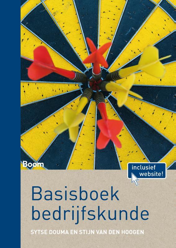 Basisboek bedrijfskunde (vierde druk)