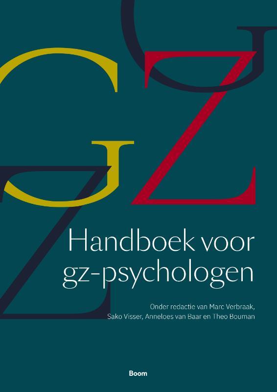 Handboek voor gz-psychologen