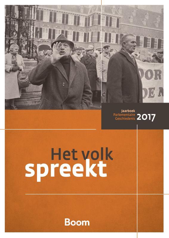 Het volk spreekt - Jaarboek Parlementaire Geschiedenis 2017