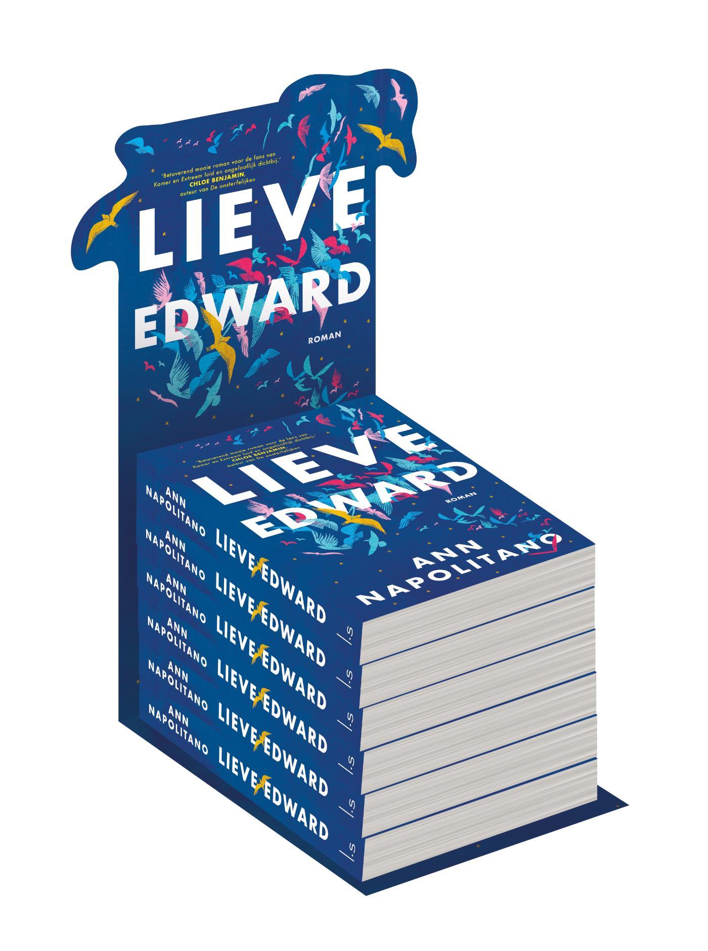 Lieve Edward (Backcard + 6 ex.)