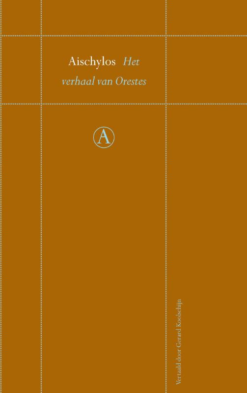 Het verhaal van Orestes - Perpetua reeks