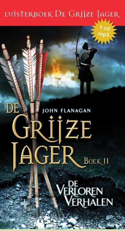 De Grijze Jager 11 : Verloren verhalen