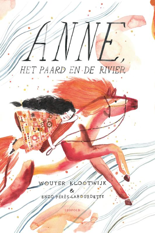Anne, het paard en de rivier