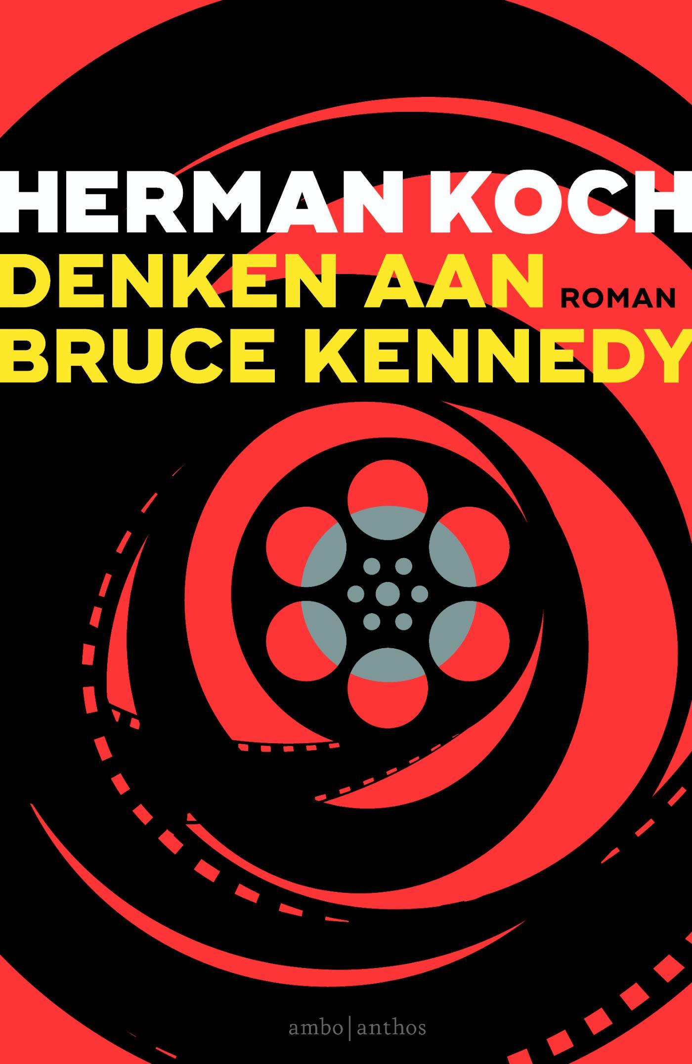 Denken aan Bruce Kennedy