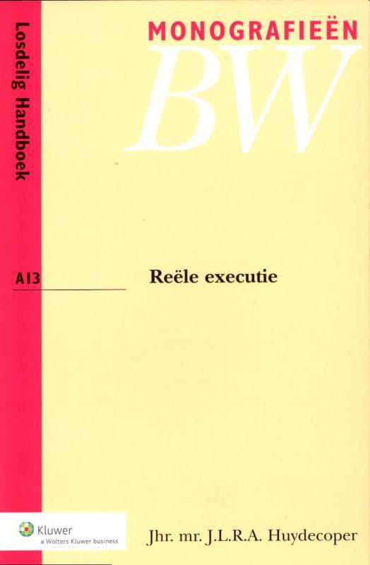 Monografieen Nieuw BW Reele executie
