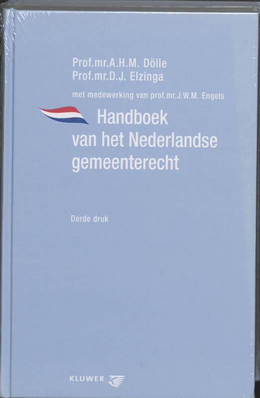 Handboek van het Nederlandse gemeenterecht (Dölle)