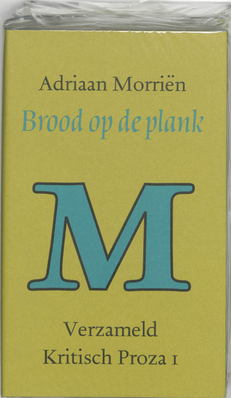 Brood op de plank set